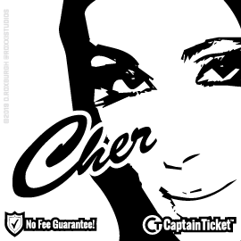 Cher Tickets Are On Sale Now - Save On Every Seat With No Fees