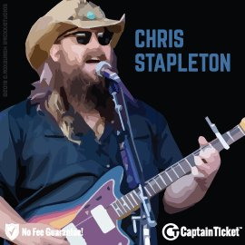 GET CHRIS STAPLETON TICKETS