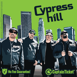 Cypress Hill 2019 Tour Tickets On Sale Now!