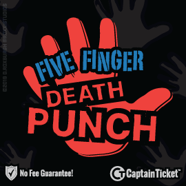 Buy Five Finger Death Punch tickets for less with no service fees at Captain Ticket™ - The Original No Fee Ticket Site! #FanArtByRoxxi
