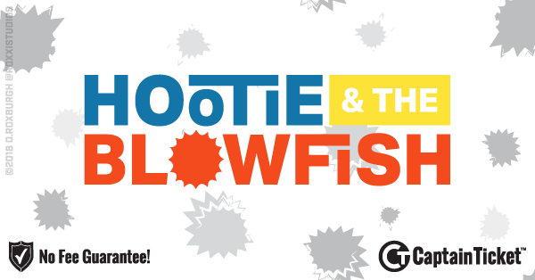 Buy Hootie and The Blowfish tickets cheaper with no fees at Captain Ticket™ - The Original No Fee Ticket Site!