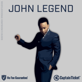 John Legend: A Legendary Christmas Tour Tickets On Sale!