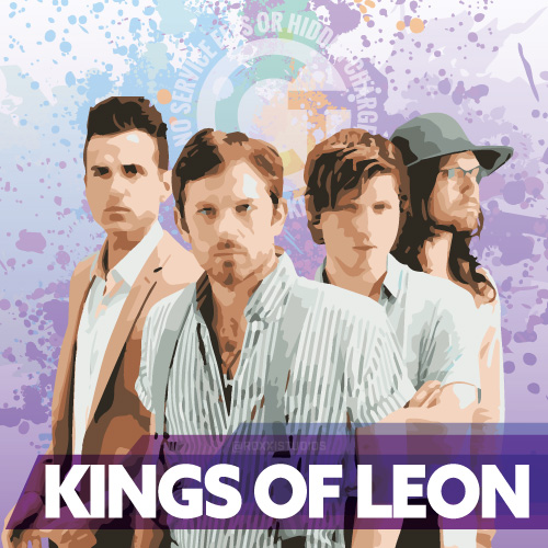 Get Kings of Leon Tickets cheap with no fees or hidden charges