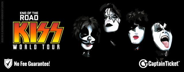 Buy KISS Final Tour Tickets Cheaper With No Fees