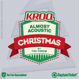 Kroq Almost Acoustic Christmas.Kroq Almost Acoustic Christmas Tickets No Service Fees