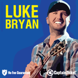 Get Luke Bryan Tickets Cheaper Without Fees