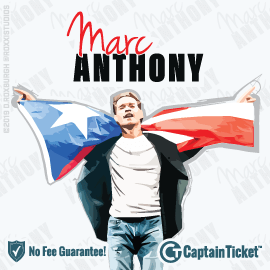 Marc Anthony Performing Live In February - Tickets On Sale Now!