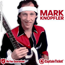 Mark Knopfler 2019 Tour Tickets On Sale Now!