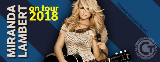 Miranda lambert tour dates in Perth