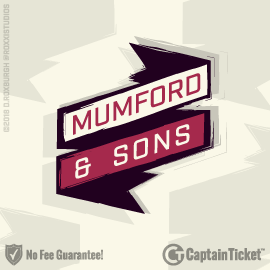 Get Mumford and Sons Tickets With No Surprise Fees!