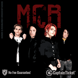 BUY MY CHEMICAL ROMANCE (MCR) TICKETS