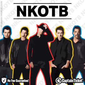 New Kids on the Block - NKOTB Tickets On Sale Now!