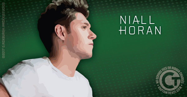 Get Niall Horan Tickets cheap with no fees or hidden charges