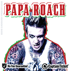 Get The Best Papa Roach Tickets At The Best Prices - Shop Now!