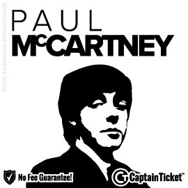 Paul McCartney Tickets On Sale Now!