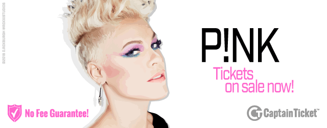 Pink Beautiful Trauma Tour Tickets Cheaper With No Fees