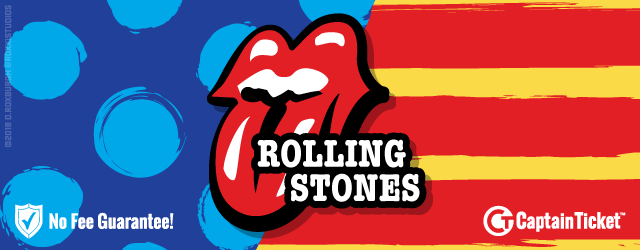 Rolling Stones Tickets With No Fees On Sale Now!