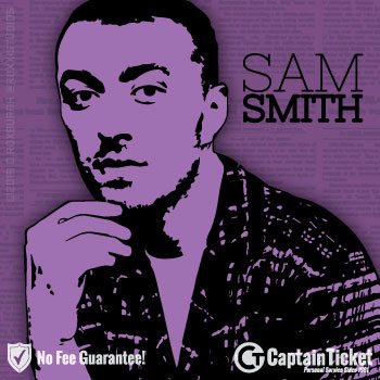 Sam Smith - The Thrill Of It All Tour Tickets