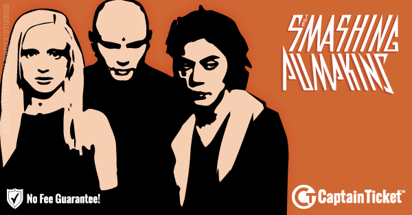 Buy Smashing Pumpkins tickets at the cheapest prices online with no fees or hidden charges