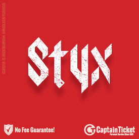 Styx On Tour In 2019 - Get The Best Tickets Without The Fees!