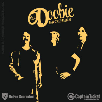 Buy The Doobie Brothers tickets at the cheapest prices online with no fees or hidden charges