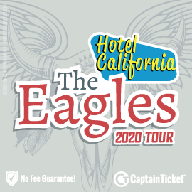 GET THE EAGLES TICKETS ON SALE NOW