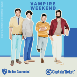 Vampire Weekend Launches Tour In June - Tickets On Sale Now!