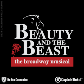 Beauty and The Beast - Get Tickets To Shows Across The Country
