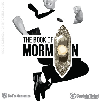 Buy The Book Of Mormon tickets cheaper with no fees at Captain Ticket™ - The Original No Fee Ticket Site!