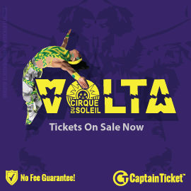 Buy Cirque du Soleil: Volta tickets for less with no service fees at Captain Ticket™ - The Original No Fee Ticket Site! #FanArtByRoxxi