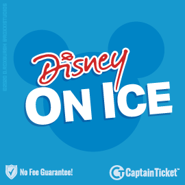 Buy Disney On Ice tickets for less with no service fees at Captain Ticket™ - The Original No Fee Ticket Site! #FanArtByRoxxi