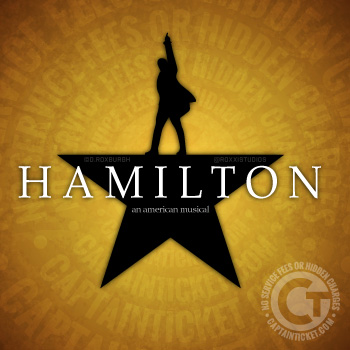 Get Hamilton - The Musical Tickets cheap with no fees or hidden charges