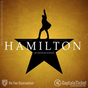 Hamilton - The Musical Tickets On Sale Now!