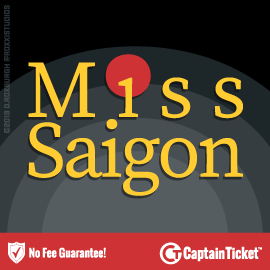 Buy Miss Saigon tickets for less with no service fees at Captain Ticket™ - The Original No Fee Ticket Site! #FanArtByRoxxi