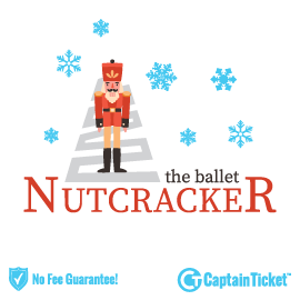 Buy The Nutcracker tickets for less with no service fees at Captain Ticket™ - The Original No Fee Ticket Site! #FanArtByRoxxi