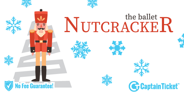 Get The Nutcracker tickets for less with everyday low prices and no service fees at Captain Ticket™ - The Original No Fee Ticket Site! #FanArtByRoxxi